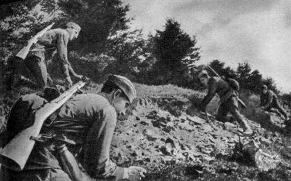 Обучение - Тематическая экскурсия 'Черкасская в годы Второй мировой войны'