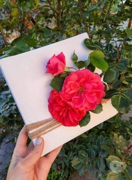 Обучение - Мастер-класс 'Крафтовая упаковка подарков с цветами'