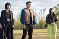 Фильм'Шан-Чи и легенда десяти колец' - кадр 3