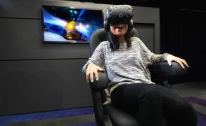 Фишка VR ROOM MEGA-REAL