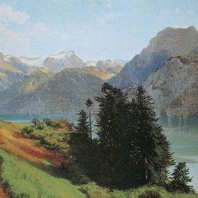 8 марта - Фирвальдштеттское озеро в Ури