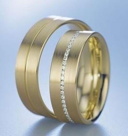 Свадьба - Обручальные кольца 09