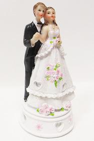 Свадьба - Фигурка 'Молодожены'