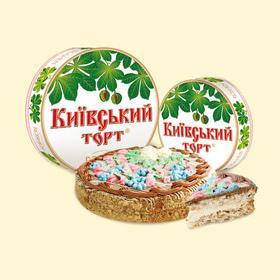 8 марта - Торт  'Киевский'