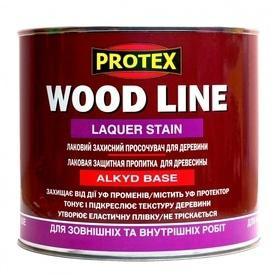 Стройся! - Пропитка защитная для древесины WOOD LINE