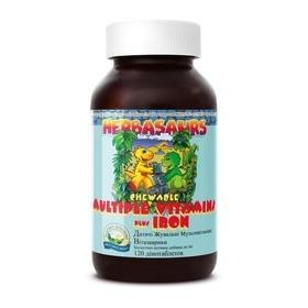 Будь здоров! - Витозаврики (детские жевательные витамины)