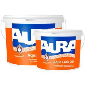 Лако-красочная продукция Aura