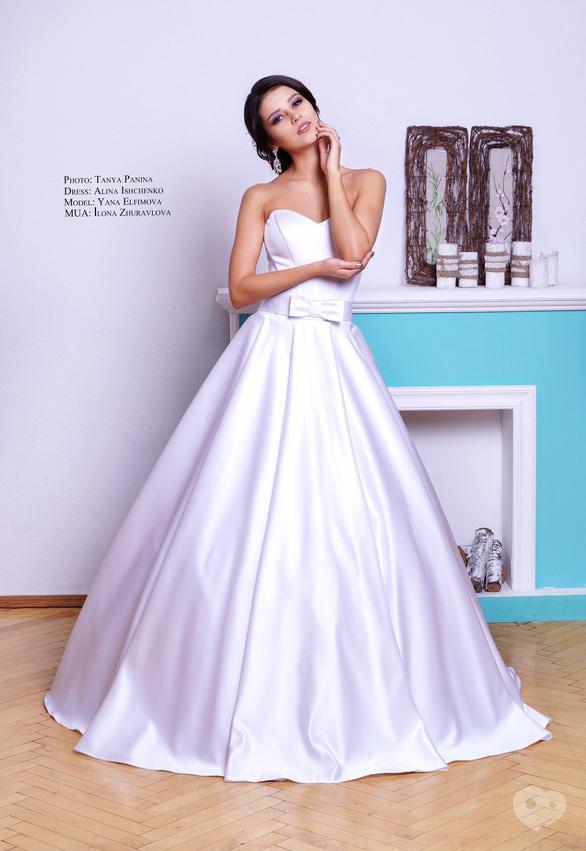 Фото-2 Журавка, салон свадебной и вечерней моды - Платье свадебное А1602