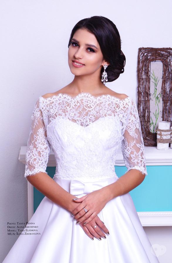 Фото-3 Журавка, салон свадебной и вечерней моды - Платье свадебное А1602