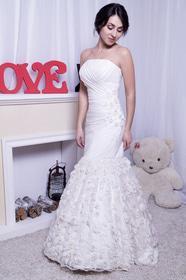 Свадьба - Платье свадебное С1603