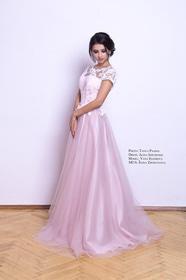 День Св. Валентина - Вечернее платье А1702