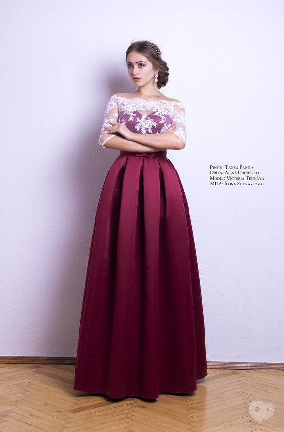 Фото-1 Журавка, салон свадебной и вечерней моды - Вечернее платье А1703