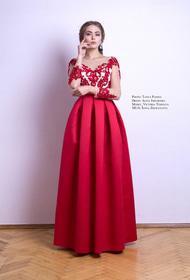 День Св. Валентина - Вечернее платье А1704