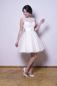 День Св. Валентина - Коктейльное платье А1712