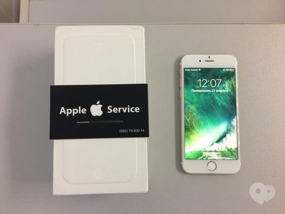 Apple Service, ремонт и продажа техники Apple - iPhone 6 Gold Neverlock