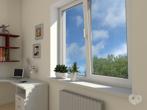 Фото-2 Атлант-Пласт, компания по производству металлопластиковых конструкций - Окно металлопластиковое