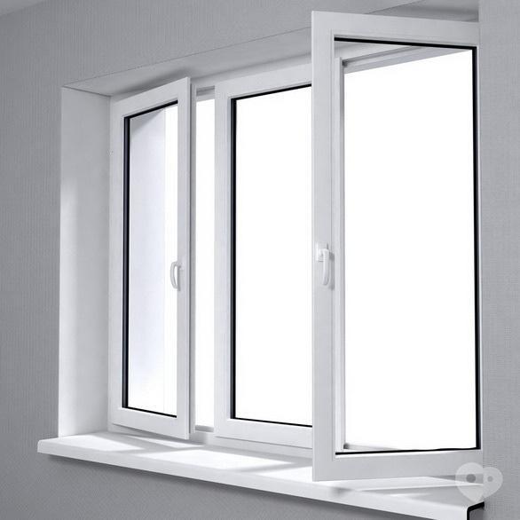 Фото-1 Атлант-Пласт, компания по производству металлопластиковых конструкций - Окно металлопластиковое