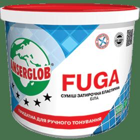 Стройся! - Затирка для плитки FUGA (эластичный водостойкий шов до 8 мм)  белая 3 кг