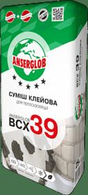 Стройся! - Клей для приклеивания теплоизоляции 'Anserglob ВСХ-39'