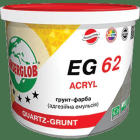 Адгезионая эмульсия (грунт-краска) акриловая 'EG-62'