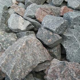 Камень-бут черный