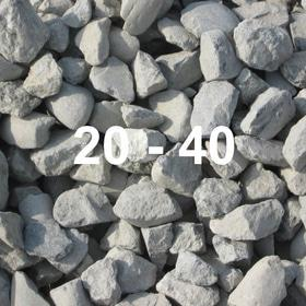 Щебень 20*40