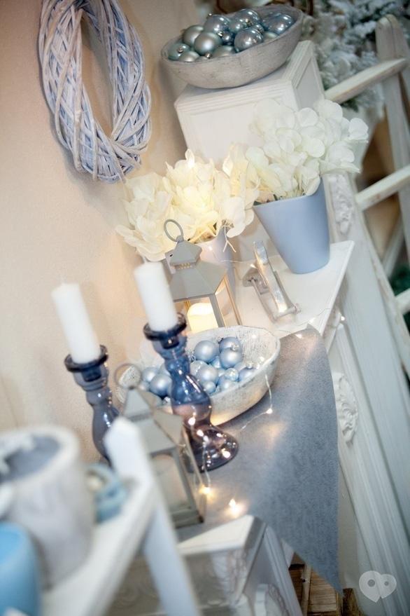 Фото-2 Фрагранс, салон флористики - Новогодний декор ручной работы