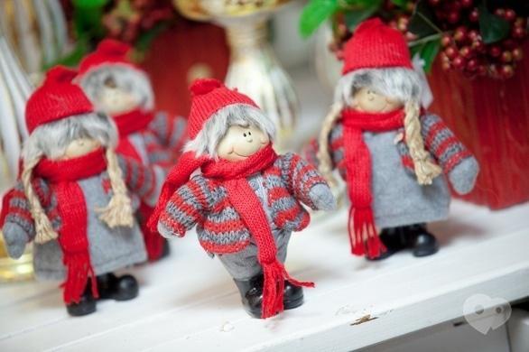 Фото-8 Фрагранс, салон флористики - Новогодний декор ручной работы