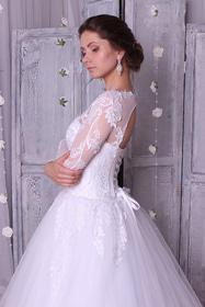 Свадьба - Свадебное платье С1803