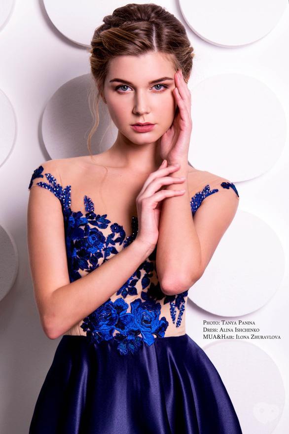 Фото-1 Журавка, салон свадебной и вечерней моды - Вечернее платье А18101