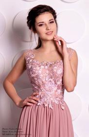 День Св. Валентина - Вечернее платье А18103