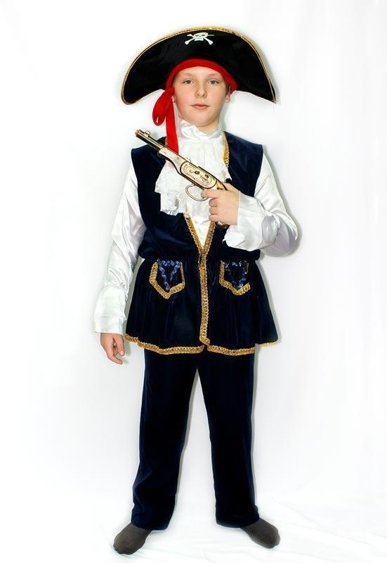5-й сезон, Ателье-магазин-склад - Карнавальний костюм Пірат