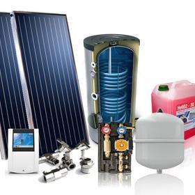 Гелиосистема 2 кВт 200 л/сутки