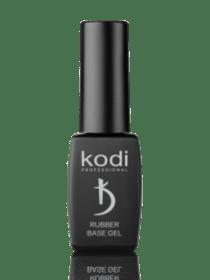 Гель-лак Kodi Professional, Rubber Base Gel- каучуковая основа, 8 мл
