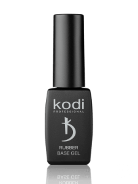 Колорит-нейл, интернет-магазин - Гель-лак Kodi Professional, Rubber Base Gel- каучуковая основа, 8 мл