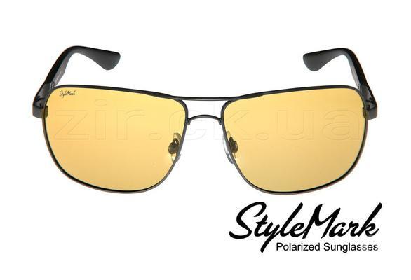 Фото-2 Зір, салон оптики - Очки солнцезащитные StyleMark_1425Y