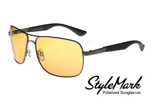 Фото-1 Зір, салон оптики - Очки солнцезащитные StyleMark_1425Y