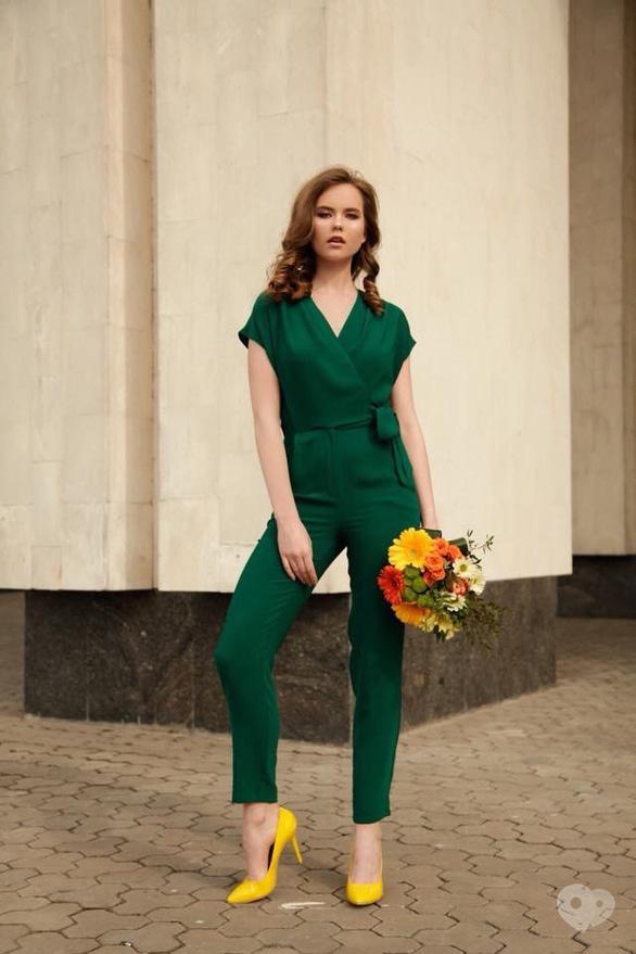 Фото-1 ТМ Виктор Черкасский, бутик авторской женской одежды - Комбинезон Мадрид
