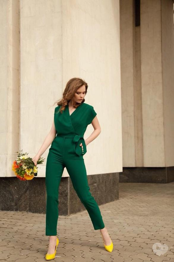 Фото-2 ТМ Виктор Черкасский, бутик авторской женской одежды - Комбинезон Мадрид