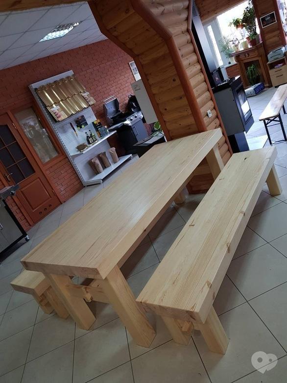 Фото-3 Камины, салон - Комплект мебели для комнаты отдыха