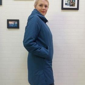 Куртка  ULIANNA мод. 333