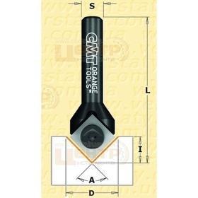 Фреза CMT для V-образного гравировка 790.120.00