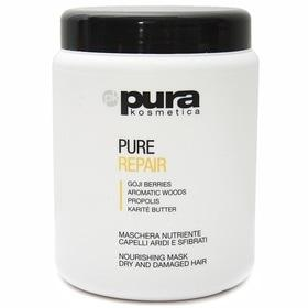 Pura kosmetica Питательная маска PURE REPAIR, 1000ml