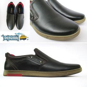 Школа - Туфли для мальчика Y2208