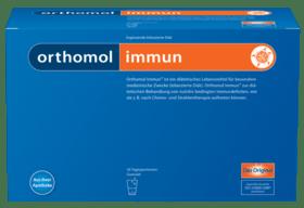 Вітаміни Orthomol Immun