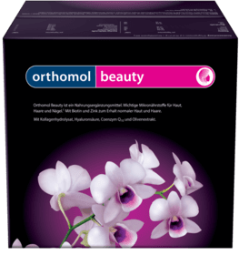 Вітаміни Orthomol Beauty