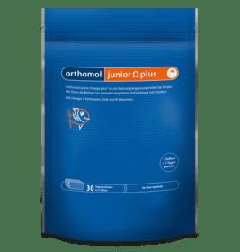 Вітаміни Orthomol Junior Omega Plus