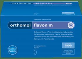 Вітаміни Orthomol Flavon M
