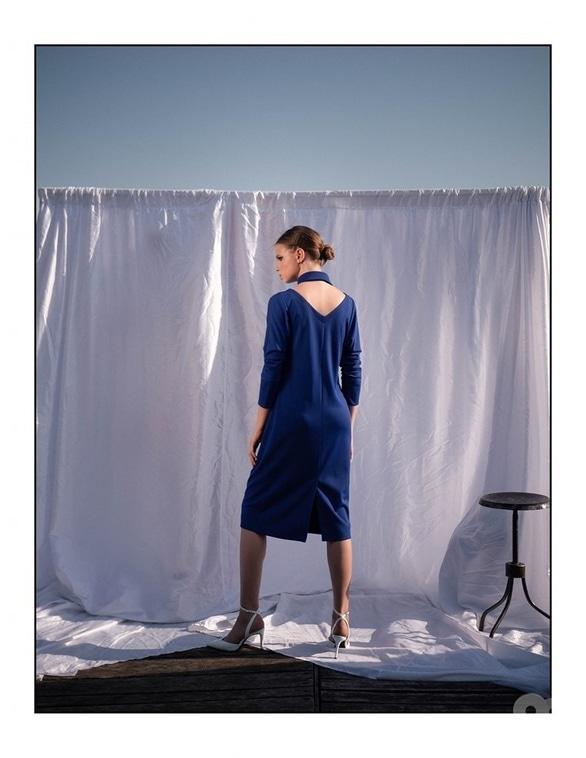 Фото-2 ТМ Виктор Черкасский, бутик авторской женской одежды - Платье Тедди