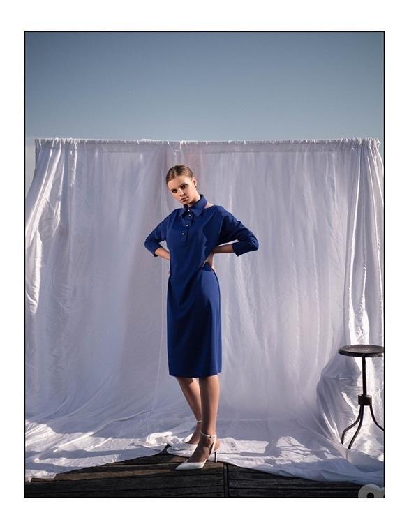 Фото-3 ТМ Виктор Черкасский, бутик авторской женской одежды - Платье Тедди